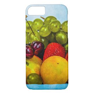 Summer fruits iPhone 7 case