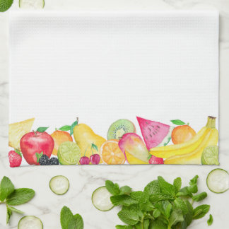 Summer Fruits Tea Towel