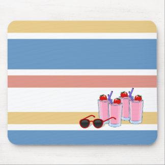 Summer Fun custom mousepad