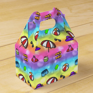 Summer Fun Favour Box