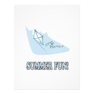Summer Fun Custom Flyer