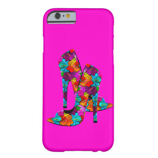 Summer Fun High Heel Shoes Barely There iPhone 6 Case