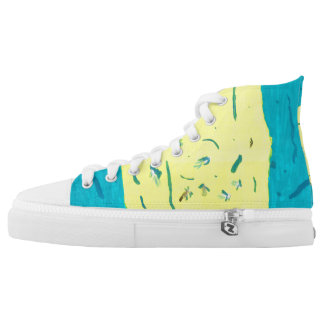 Summer Fun High Tops