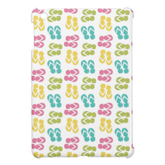Summer fun pink flip flop sandal pattern cute cover for the iPad mini
