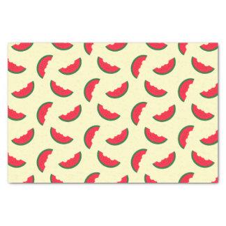 Summer Fun Red Watermelon Pattern Tissue Paper