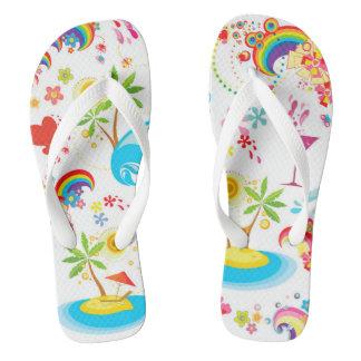 Summer Fun Thongs