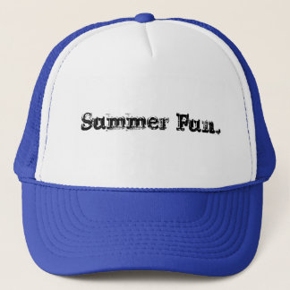 Summer Fun Trucker Hat