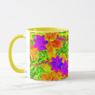 SUMMER FUN/YELLOW MUG