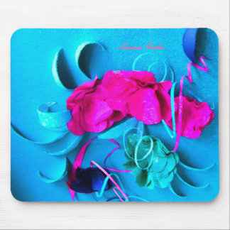 Summer Garden by REMstudio Mouse Pad