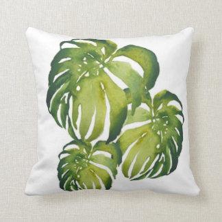 Summer Greenery Pillow