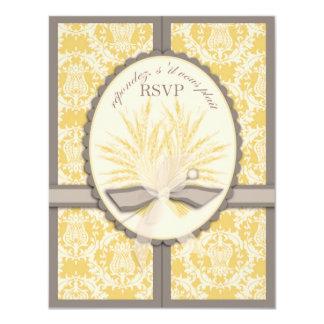 Summer Harvest RSVP Card