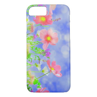 Summer Haze Wild Flowers Sunshine Landscape iPhone 7 Case