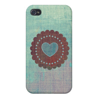Summer Heart Case For iPhone 4