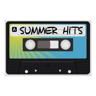 Summer Hits Poster
