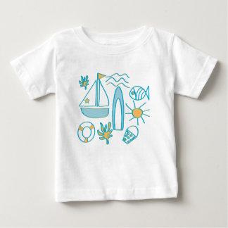 Summer Holiday Baby T-Shirt