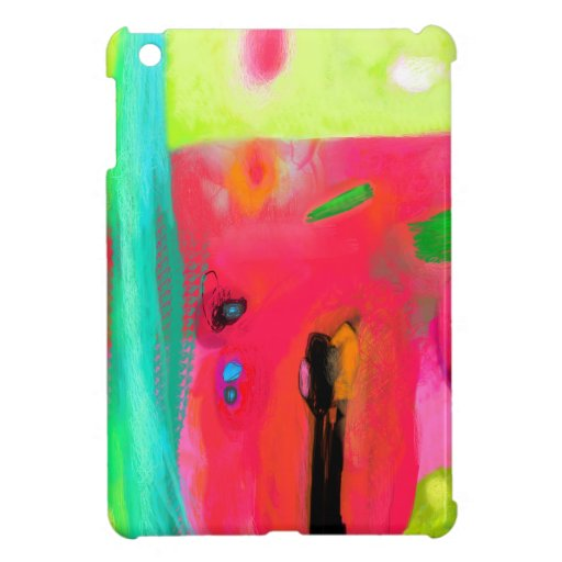 Summer holiday case for the iPad mini