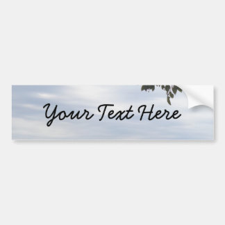 Summer Holiday Mediterranean Sea Photography Bumper Sticker