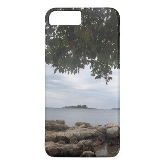 Summer Holiday Mediterranean Sea Photography iPhone 8 Plus/7 Plus Case