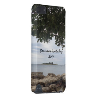 Summer Holiday Mediterranean Sea Photography iPod Touch (5th Generation) Cases