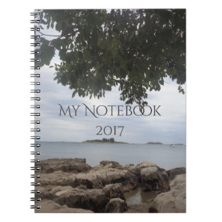 Summer Holiday Mediterranean Sea Photography Note Books