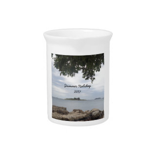Summer Holiday Mediterranean Sea Photography Pitcher