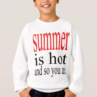 summer hot flirt love sweat couple boyfriend girlf sweatshirt