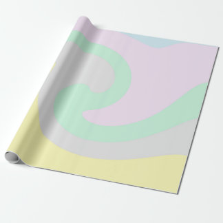 Summer Ice-Cream Love Wrapping Paper
