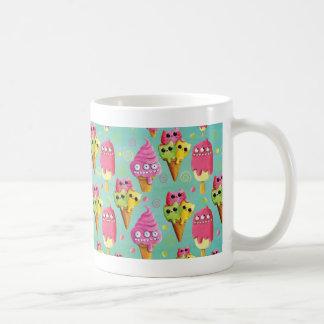 Summer Ice Cream Mix Coffee Mug