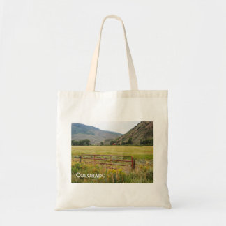 Summer in Colorado Tote Bag