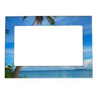 Summer in Maldives - 5x7 Magnetic Frame