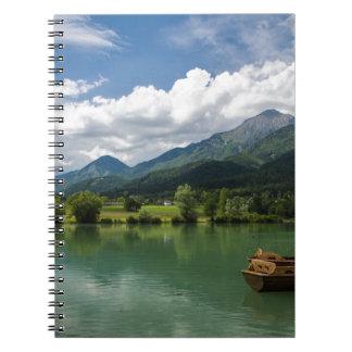 Summer in Preddvor Notebook