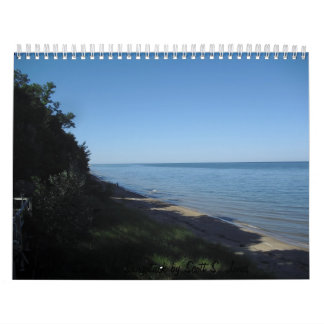 Summer in Saugatuck by Scott S. Jones Wall Calendars