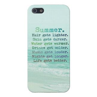 SUMMER iPhone Case iPhone 5 Case