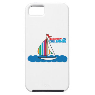 Summer Is For Sailing iPhone 5 Cases