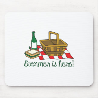 SUMMER IS HERE MOUSE PADS