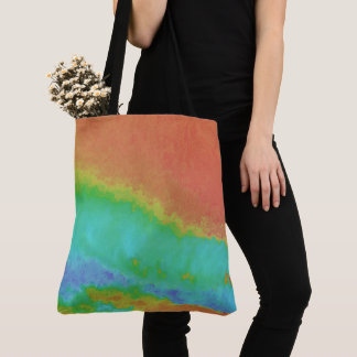 Summer-July-Sunset_Gold-Totes-Bag''s-Multi-Style' Tote Bag