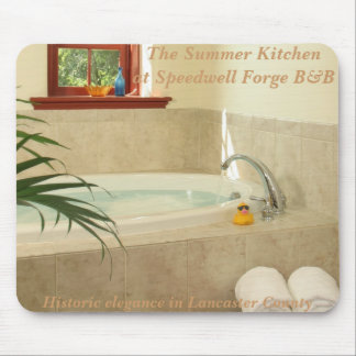 summer kitchen mouse pad