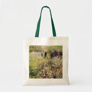 Summer Landscape Budget Tote Bag