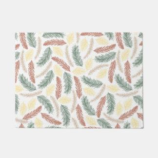 Summer Leaves Doormat