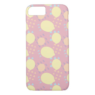 Summer Lemon Blast iPhone 8/7 Case