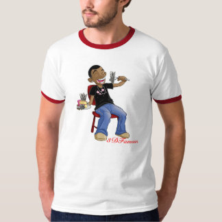 Summer line T-Shirt