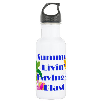 Summer Livin' Sports Bottle