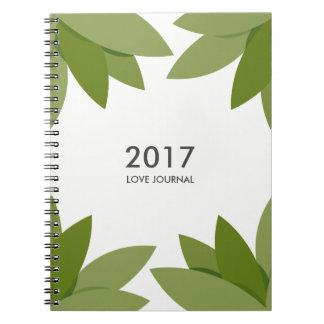 Summer Love Garden (Love Journal) Notebooks