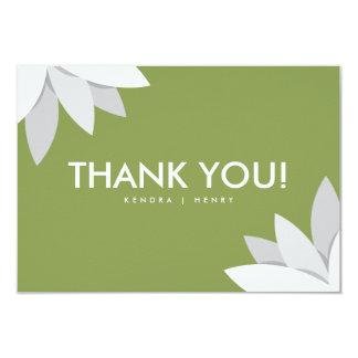 Summer Love Garden (Thank You) Card