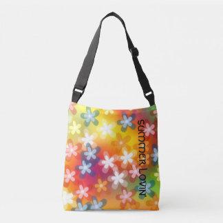 Summer Lovin' Designer Sling Bag - School Bag Tote Bag