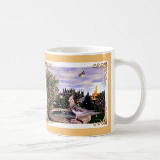 Summer Magick Golden Coffee Mug
