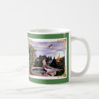 Summer Magick Green Coffee Mug