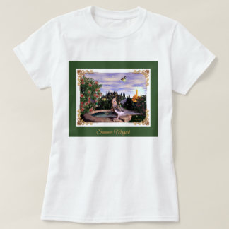 Summer Magick Green T-Shirt