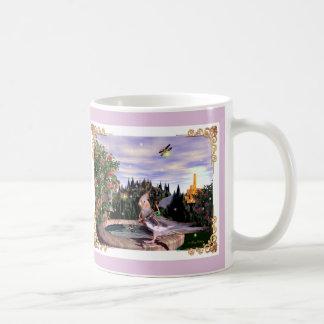 Summer Magick Mauve Coffee Mug