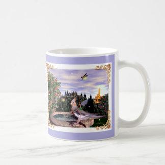 Summer Magick Periwinkle Coffee Mug